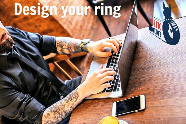 design your own ring - rustic motors for home page